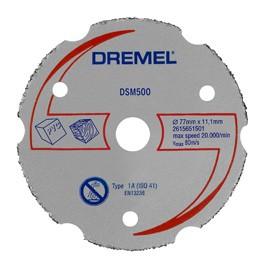 Dremel DSM 500 univerzální karbidový řezný kotouč