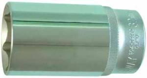 Hlavice nástrčná 1/2  13 predlžená 76mm JONN