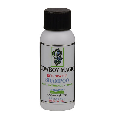 COWBOY MAGIC ROSEWATER SHAMPOO 60 ml