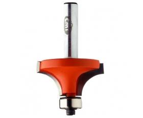CMT C938 Zaoblovací fréza vydutá - R3 D18,7 x  12,7 S=8mm