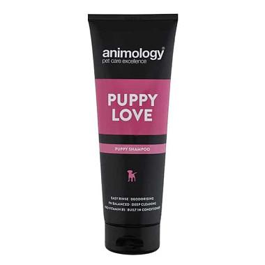 ANIMOLOGY Šampon pro štěňata Puppy Love, 250ml