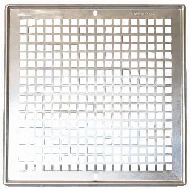 - Mřížka náhradní k průvětrníku 150x150mm Al