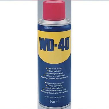 mazivo univerzální 200ml WD-40