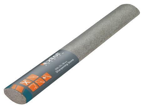 brousek elipsovitý, 250x33x18mm