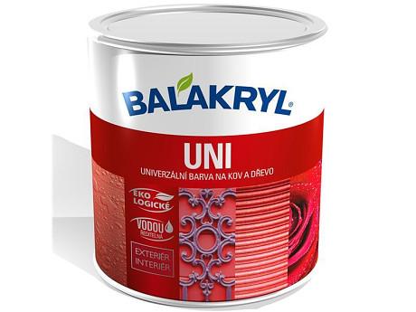 Balakryl UNI LESK 1999 černý  (0,7kg)