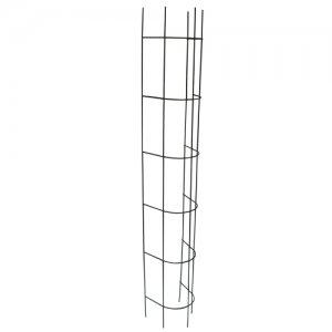 mřížka zahradní YASMINE 150cm kov/PH