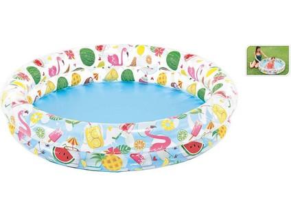 bazén nafukovací dětský pr.122cm, v.25cm, 150l