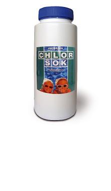 Chlor šok PE dóza 2,5 kg