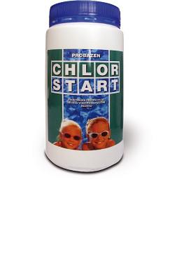 Chlor start PE dóza 2,5 kg