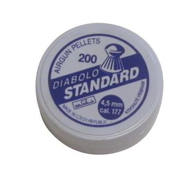 diabolo Standard  4,5mm     (200ks)