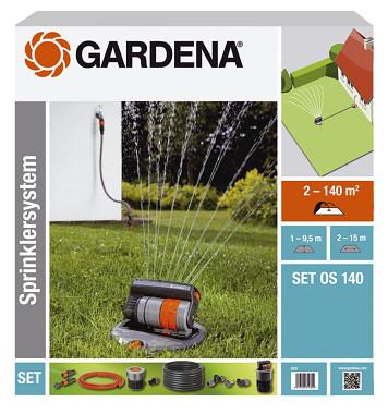 Gardena (8221-20) OS 140 - sada