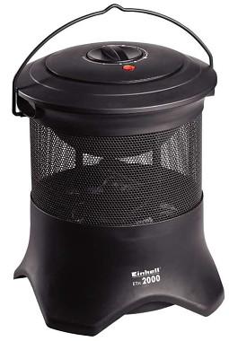 Topení ventilátorové ETH 2000