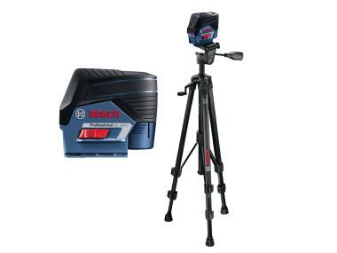 Bosch GCL 2-50 C Professional + stativ BT 150