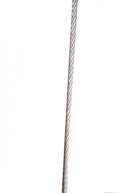 lana ocelova, role, pozink 4mm   1m